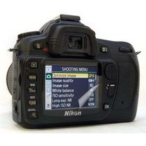 Kit Películas Protetoras Clarivue Para Nikon D80