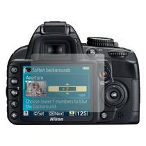 Película Protetora P/ Lcd Acrílico Nikon D3000 D3100 - 31394