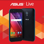 Película Anti-risco Vidro Celular Asus Live G500tg