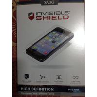 Película Invisible Shield Zagg - Hd - Full Body Iphone 5/5s