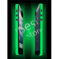 Pelicula Lateral Iphone 4/4s/5/5s Frete Gratis Bumper Case