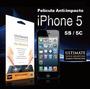 Película Anti Impacto Anti Shock Iphone5 5s 5g Promoção