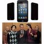 Película Vidro Privacidade Iphone 4 4s Anti Curioso Blindada