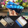 Película De Vidro Espelhada Frente E Verso Iphone 6 Plus