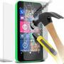 Película Vidro Temperado Nokia Lumia 630 635 Escudo Blindado