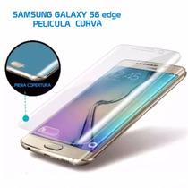 Película Curva Galaxy S6 Edge Cobre Toda A Tela Curva. Top!