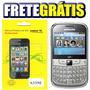 Película Protetora Para Samsung Chat 335 -s3350+frete Gratis