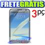 Película Samsung Galaxy Note2 N7100 Fosca Ou Transparente