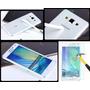 Película Vidro Temperado Samsung Galaxy Alpha A3 + Capa Tpu