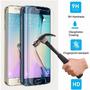 Pelicula De Vidro Super Resistente P/ Galaxy S6 Edge G925