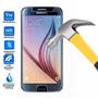 S6 Galaxy Pelicula De Vidro Temp + Bride Capa Tpu Tranparent
