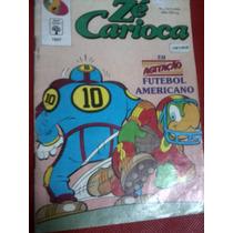 Zé Carioca Nº 1.937- Gibi