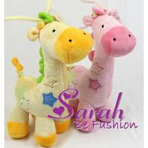 Girafa Dinossauro Musical Carters Importado Pronta Entrega