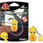 Pen Drive Emtec Looney Tunes Piu-piu, Capacidade De 4gb