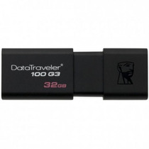 Kingston Pendrive 32gb Dt100 G3 Usb Pen Drive