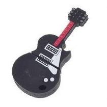 Pendrive 2gb Forma De Guitarra - Envio Imediato