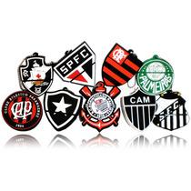Pen Drive 4gb Time Futebol Corinthians Flamengo Grêmio Etc
