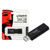 Pendrive Datatraveler 100 16gb Generation 3 Usb 3.0 Kingston