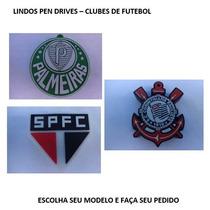 Pen Drive Clubes De Futebol 8gb