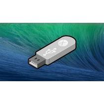Pen Drive Mac Instalação Os X Mavericks
