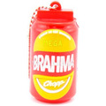 Pen Drive Latinha Brahma Borracha 8gb