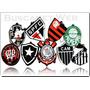 Pen Drive 4gb Personalizado Times De Futebol Ótimo Preço