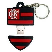 Pen Drive 4gb Do Flamengo 100% Qualidade E Envio Imediato