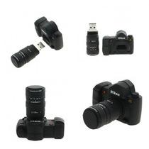 Pendrive Usb 4gb Formato Câmera Profissional Fréte + Barato