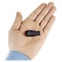 Pen Drive Sandisk 16gb 100% Original Lacrado + Frete Grátis