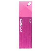 Pen Drive 8gb Neon Rosa Dt101g2 Kingston Cabe No Bolso