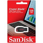 Pendrive Drive Sandisk Cruzer Blade 128gb Frete R$8,00 Origi