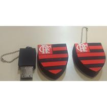 Pen Drive 8gb Personalizado 3d Flamengo