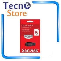 Pen Drive Sandisk Z50 Blade 16gb Original Lacrado Curitiba