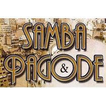 Pen Drive 8gb Samba E Pagode 1380 Músicas Frete Grátis