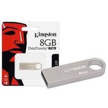 Pen Drive 8gb Kingston 100% Original Lacrado