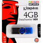 Pen Drive 4gb Kingston Dt101 G2 Pendrive 4 Gb 100% Original