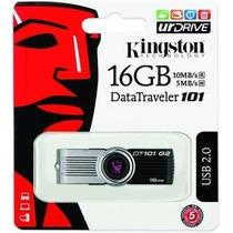 Pendrive Kingston 16gb Dt101-g2 Original - Lacrado