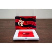 Pen Drive - Pen Card De Times: Flamengo - Oficial - 4gb
