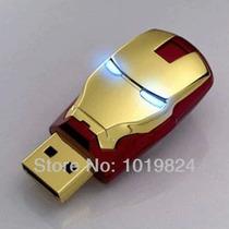 Promoção - Pen Drive 16 Gb - Iron Man 3
