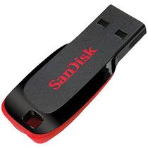 Pen Drive 32gb Cruzer Blade Sdcz50-008g Sandisk Usb 2.0
