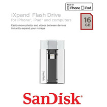Pen Drive Hd Sandisk Ixpand 16 Gb Apple Iphone 5 6 Ipad 16gb