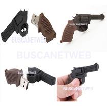 Pen Drive Arma Calibre38 4gb 100%qualidade E Envio Imediato