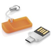 Pen Drive Micro Usb P/ Smartphone 16gb - Frete Grátis Novo