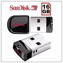 Pen Drive 16gb Sandisk Nano Micro Pendrive 16 Gb San Disk