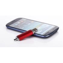 Pen Drive 64gb 2 Entradas 1 Usb 1 Micro Usb Para Smartphone