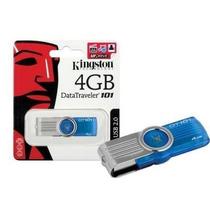 2 Pen Drive 4gb Kinsgston Data Traveler Original Lacrado Mkv