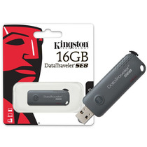 Pen Drive 16gb Datatraveler Dt101 Kingston Original