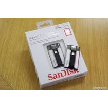 Pendrive Ixpand Flash Drive P/ Iphone 5 , 6 Ipad Novo.16g