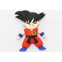 Pen Drive Goku Dragon Ball Z - 8gb - Frete Grátis.