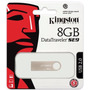 Pendrive Kingston 8g Dt101 G2 Lacrado 100% Original.
